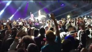 Video: Kwesta and Cassper Nyovest Performing Spirit at Fill Up FNB Stadium